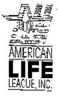 AMERICAN LIFE LEAGUE, INC.