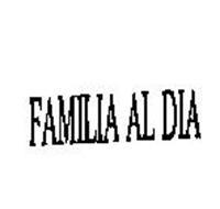 FAMILIA AL DIA