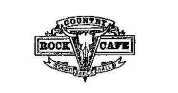 COUNTRY ROCK CAFE SALOON DANCE HALL