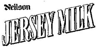 NEILSON JERSEY MILK