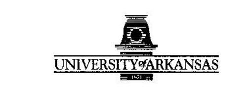 UNIVERSITY OF ARKANSAS 1871