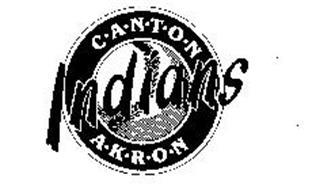 CANTON AKRON INDIANS