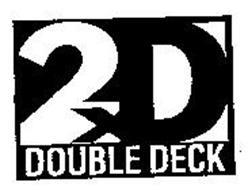 2XD DOUBLE DECK