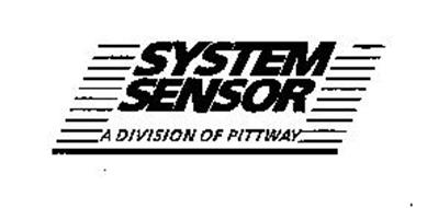 SYSTEM SENSOR A DIVISION OF PITTWAY