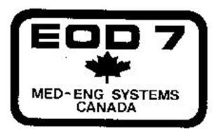 EOD 7 MED-ENG SYSTEMS CANADA