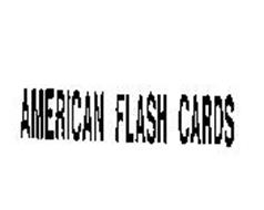 AMERICAN FLASH CARDS