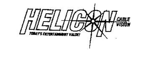 HELICON CABLE VISION TODAY'S ENTERTAINMENT VALUE!