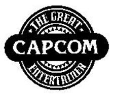 CAPCOM THE GREAT ENTERTAINER