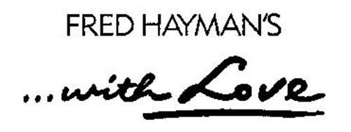FRED HAYMAN'S...WITH LOVE