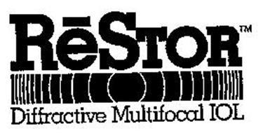 RESTOR DIFFRACTIVE MULTIFOCAL IOL