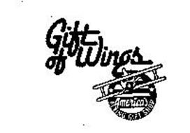 GIFT OF WINGS AMERICA'S FLYING GIFT SHOP