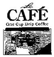 LE CAFE ONE CUP DRIP COFFEE
