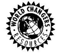 WORLD CHANGERS RESOURCES
