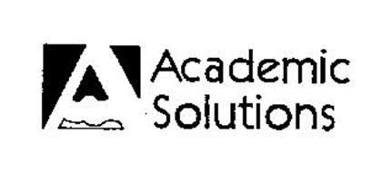 A ACADEMIC SOLUTIONS
