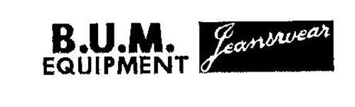 B.U.M. EQUIPMENT JEANSWEAR