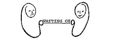 WRITING ON