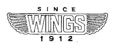 WINGS SINCE 1912