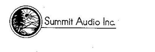 SUMMIT AUDIO INC.