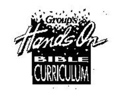 GROUP'S HANDS-ON BIBLE CURRICULUM