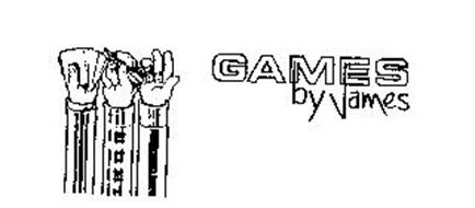 GAMES BY JAMES