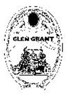 GLEN GRANT FROM THE HEATH COVERED MOUNTAINS OF SCOTIA I COME ESTABLISHED 1840 J & J. GRANT OF GLEN GRANT DISTILLERY