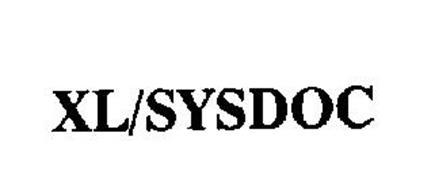 XL/SYSDOC