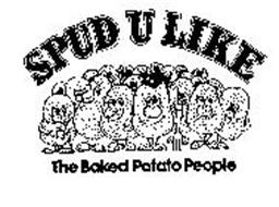 SPUD U LIKE THE BAKED POTATO PEOPLE