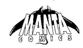 MANTA COMICS