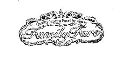 QUALITY FROZEN FOOD BY AGWAY FAMILY FARE