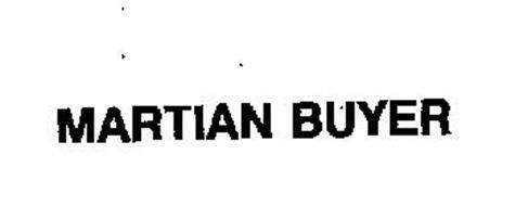 MARTIAN BUYER