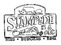 STAMPEDE IN & OUT RIBS - BURGERS - BBQ