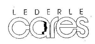 LEDERLE CARES