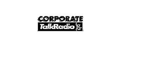 CORPORATE TALKRADIO FROM SCHORR COMMUNICATIONS
