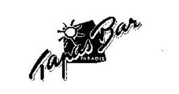 TAPAS BAR PARADIS