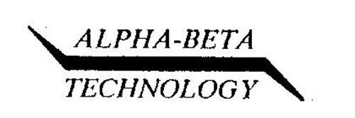 ALPHA-BETA TECHNOLOGY