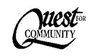 QUEST FOR COMMUNITY