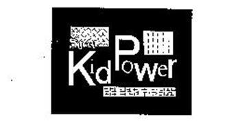 SUPER KID POWER