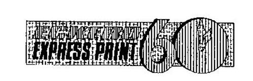 ECKERD EXPRESS PRINT 60