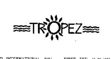 TROPEZ