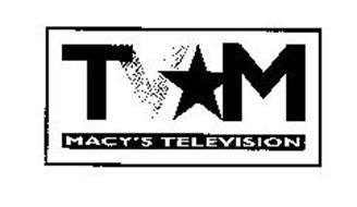 TV M MACY'S TELEVISION