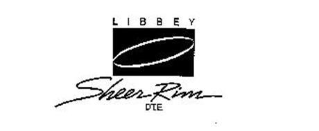 LIBBEY SHEER RIM D.T.E.