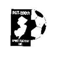 PAT-200TH SPORT FACTORY INC.