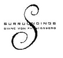 S SURROUNDINGS DIANE VON FURSTENBERG