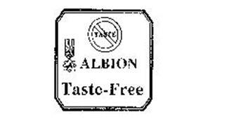 TASTE ALBION TASTE-FREE