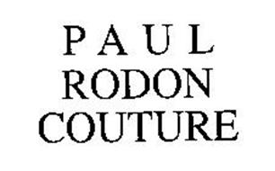 PAUL RODON COUTURE