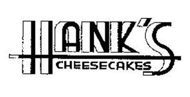 HANK'S CHEESECAKES