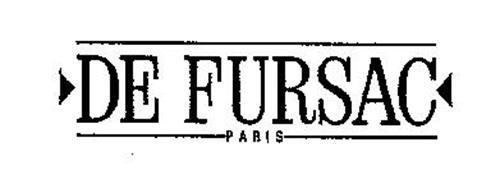 DE FURSAC PARIS