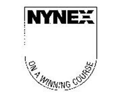 NYNEX ON A WINNING COURSE