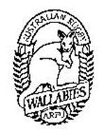 AUSTRALIAN RUGBY WALLABIES ARFU