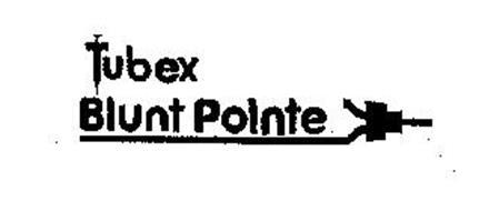 TUBEX BLUNT POINTE
